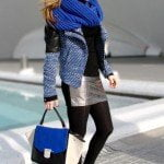 Stylish-Outfit-with-A-Knitted-Scarf